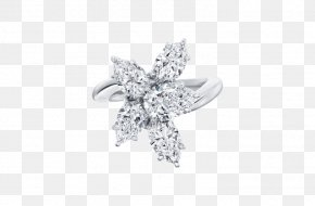 Jewellery - Earring Jewellery Diamond Harry Winston, Inc. Charms & Pendants PNG