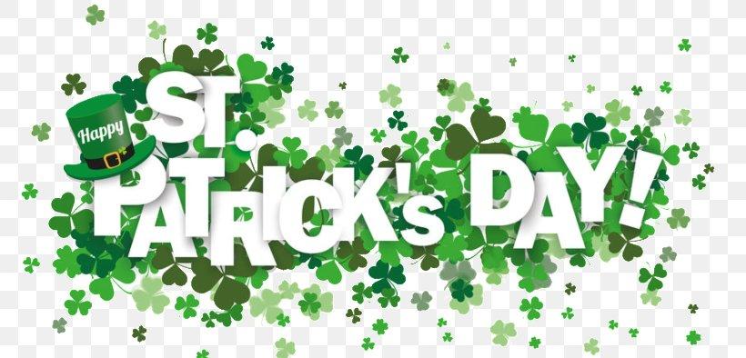 Saint Patrick's Day 17 March Clip Art, PNG, 800x394px, 17 March, Saint Patrick S Day, Brand, Grass, Green Download Free