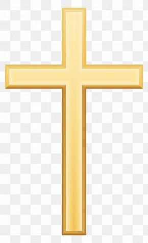 Cross Vector - Crucifix Cross Pattern PNG