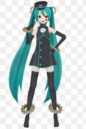 Hatsune Miku - Hatsune Miku: Project Diva X MikuMikuDance Vocaloid Sadistic.Music∞Factory PNG