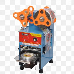 Common Sealing Machine - Machine Sealant Cup Manufacturing PNG