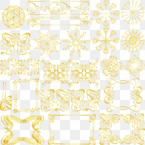 Yellow Antique Dark Lines No Button Material - Yellow Icon PNG