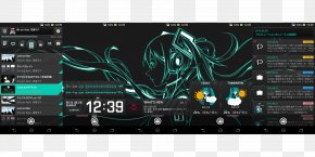 Android - Android Hatsune Miku Download PNG