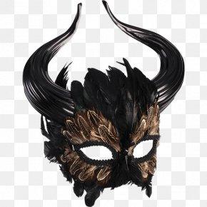 Mask - Minotaur Mask Costume Masquerade Ball Mardi Gras PNG