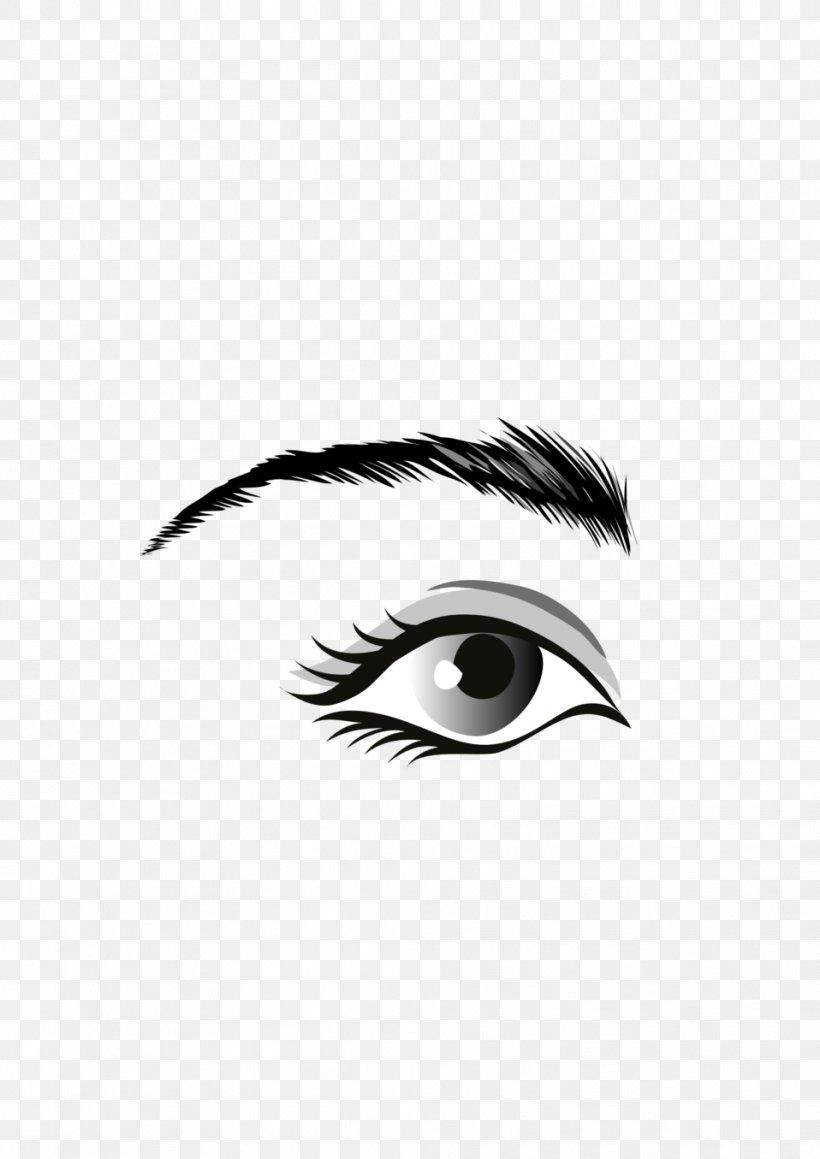Eye Drawing Clip Art Png 958x1355px Watercolor Cartoon Flower