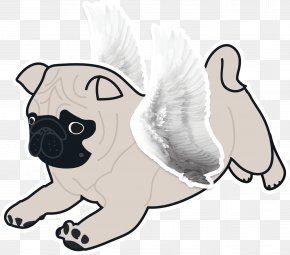 Puppy - Pug Puppy Dog Breed Non-sporting Group Toy Dog PNG