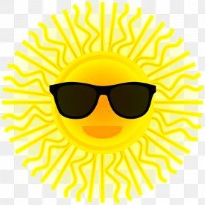 Heat Stress Cartoons - Sunglasses Stock Illustration Clip Art PNG