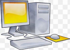 Electronic Device Display Device - Computer Monitor Accessory Output Device Clip Art Personal Computer Desktop Computer PNG