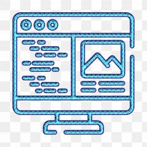 Text Computer Icon - Web Design Icon Data Icon Computer Icon PNG