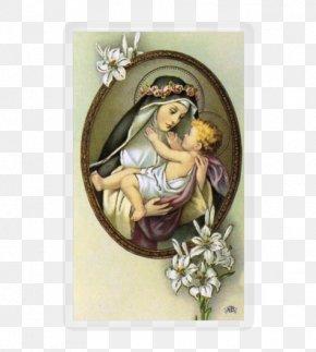 Francis Of Assisi - Holy Card Patron Saint Catholicism Prayer PNG