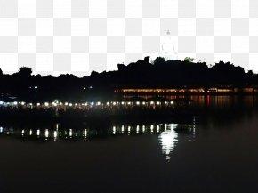 Beihai Park Night - Odori Park Beihai Park Tourist Attraction Tourism PNG