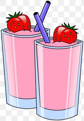 Soda Glass Cliparts - Smoothie Milkshake Juice Health Shake Clip Art PNG