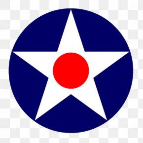 Military - United States Army Air Corps Roundel Military Aircraft Insignia United States Air Force PNG