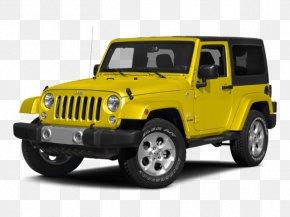 Jeep - 2016 Jeep Wrangler Chrysler Car Dodge PNG