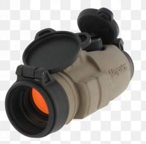 Military - Aimpoint AB Monocular Aimpoint CompM2 Reflector Sight Red Dot Sight PNG