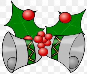 Jingle Bell - Christmas Jingle Bells Clip Art PNG