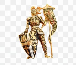 Knight Model - Knight Flag Icon PNG