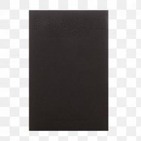 C D Sonter Ltd - Rectangle Black M PNG