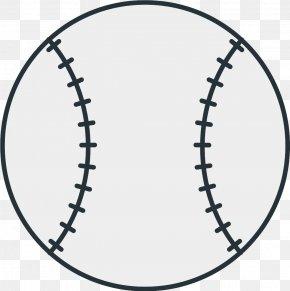 Baseball - Baseball Softball Icon PNG