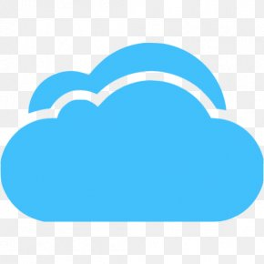 Cloud Computing - Cloud Computing Database Clip Art PNG