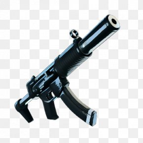 Fortnite Battle Royale Submachine Gun Weapon Battle Royale Game PNG