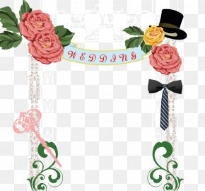 Wedding Doors - Wedding Marriage Romance PNG