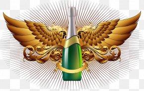 Decorative Wine Brand Logo - Logo Brand PNG