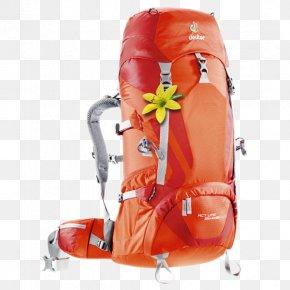 Backpack - Backpacking Deuter Sport Hiking Deuter ACT Lite 40 + 10 PNG