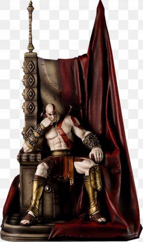 Kratos Armor - God Of War II Ares Kratos Video Game PNG