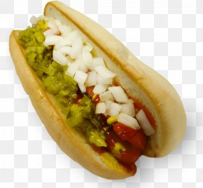 Gourmet Burgers - Chicago-style Hot Dog Chili Dog Fast Food Cuisine Of The United States PNG