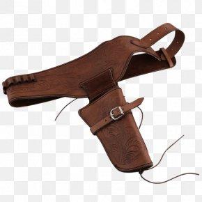 Gun Holsters - Gun Holsters Ranged Weapon Firearm Revolver Pistol PNG