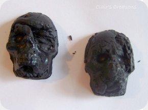 Creative Skull - Skull Calavera Bone Sculpture Molding PNG