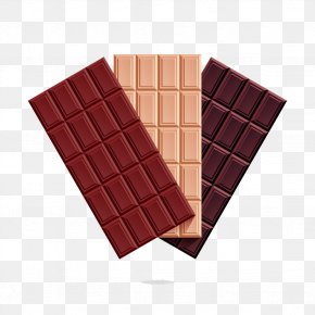 Three Chocolate Picture Material - Chocolate Bar Hot Chocolate Chocolate Milk White Chocolate Cream PNG