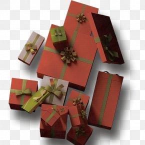 Gifts - Gift Box Christmas Computer File PNG