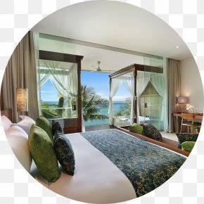 The Ocean Villas - Candi Dasa Candi Beach Resort And Spa Kuta Hotel Villa PNG