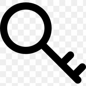 Magnifying Glass - Magnifying Glass Font PNG