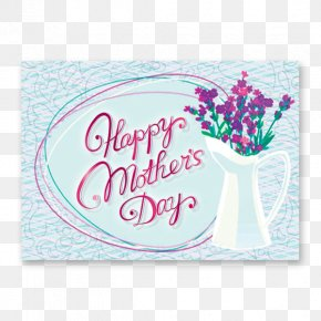 Mother Day - Mother's Day Greeting & Note Cards Gift Envelope PNG