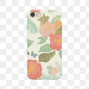Pastel Flower - Flower IPhone 7 Telephone IPhone 5s Mobile Phone Accessories PNG