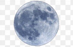 Songkran - Supermoon January 2018 Lunar Eclipse Full Moon Blue Moon PNG