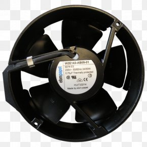 Exhaust Fan - Whole-house Fan Computer System Cooling Parts Thermostat Axial Fan Design PNG