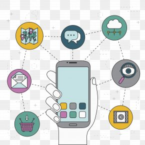 The Function Of Smart Phone - Smartphone Mobile Phone Google Images Telephony PNG