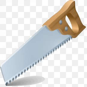Hand Saw Clipart - Hand Saw Hand Tool Clip Art PNG