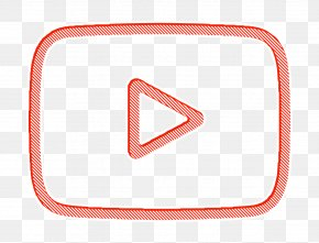 Logo Rectangle - Youtube Icon Logo Icon Social Network Icon PNG
