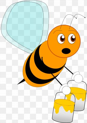 Bee - Bee Free Content Clip Art PNG