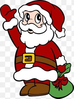 Santa Claus Carrying Bags - Santa Claus Royalty-free Clip Art PNG