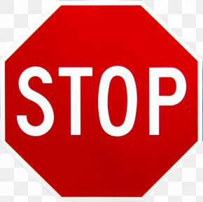 STOP Sign Icon - United States Stop Sign Traffic Light Clip Art PNG