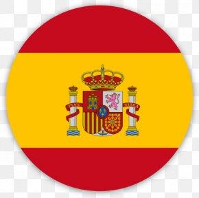 Flag - Flag Of Spain National Flag Spanish Civil War PNG