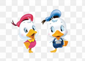Donald Duck - Donald Duck Illustration PNG