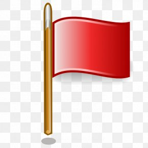 Red-Flag Cliparts - Red Flag Clip Art PNG