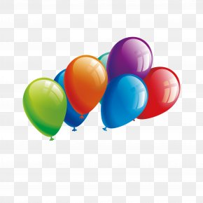 Plane Balloon Element - Balloon Plane Birthday PNG